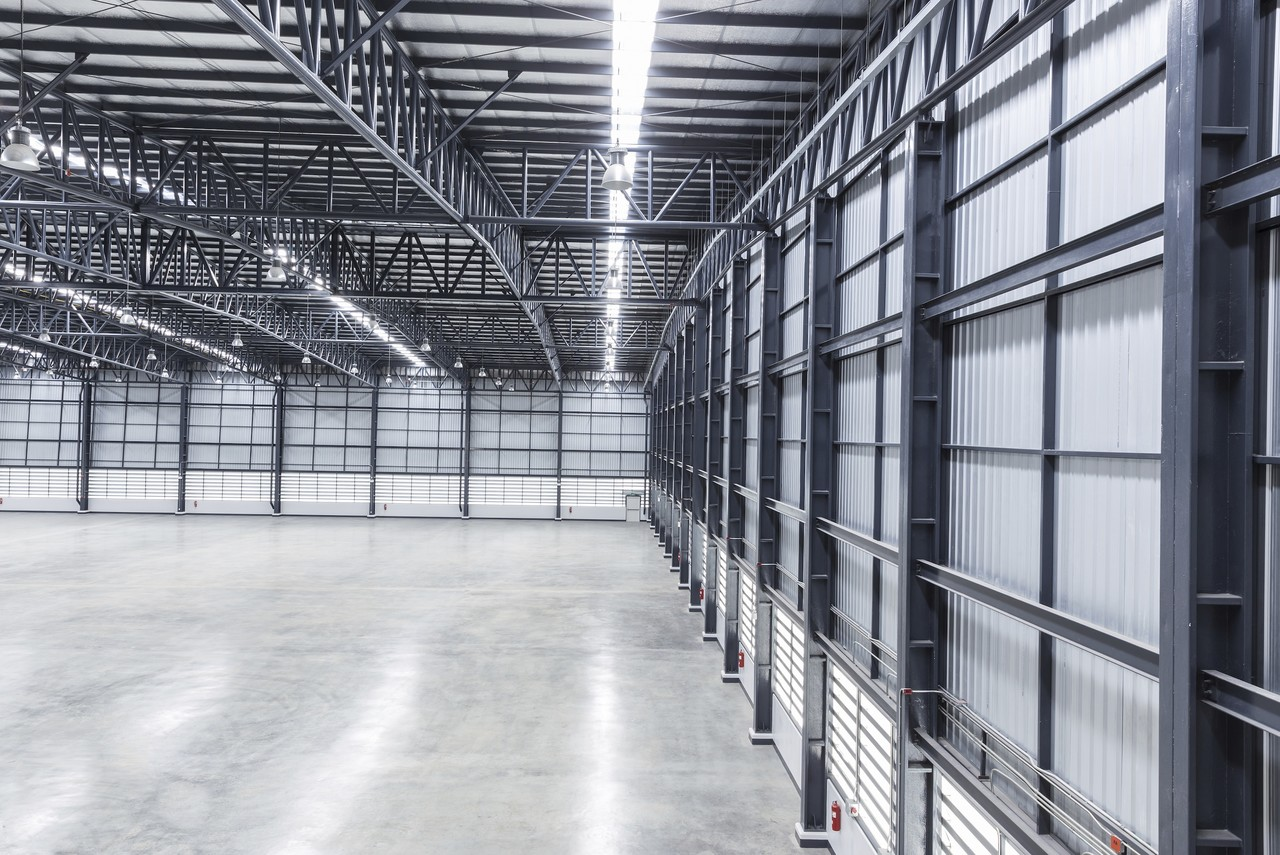 Warehouse Insulation Spray Insulation Warehouse Walls