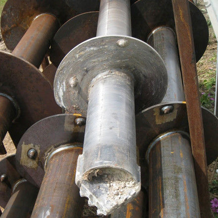 Helical Screw Piling